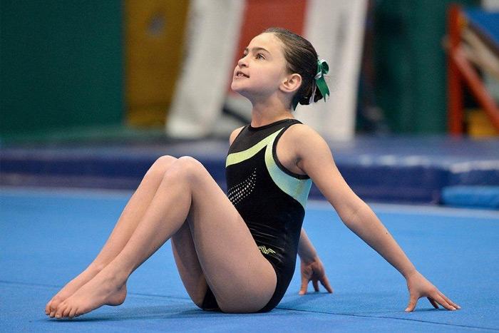 Gimnastyka artystyczna w Głogowie