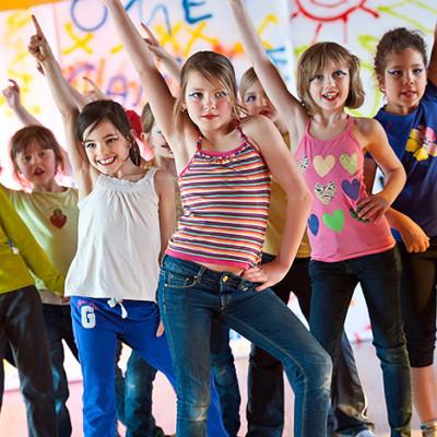 Zajęcia taneczne dla dzieci w Głogowie
